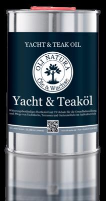 OLI-NATURA Yacht & Teak oil