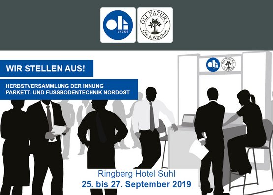 SAVE THE DATE: »Innungsversammlung Parkett- und Fußbodentechnik Nordost«