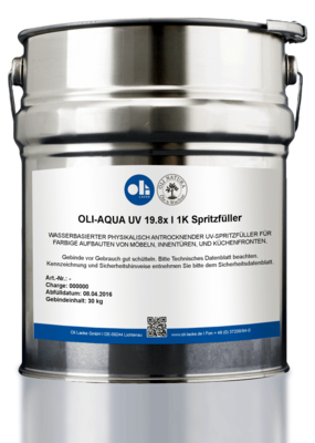 OLI-AQUA UV 19.8x I 1K Spritzfüller