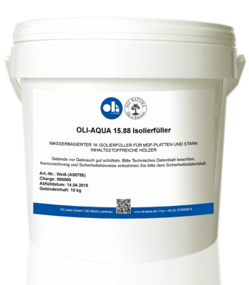 OLI-AQUA 15.88 I Insulating filler