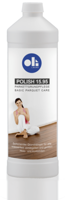 OLI-AQUA POLISH 15.95 I Basic parquet care