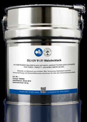 OLI-UV 91.01 I Walzdecklack