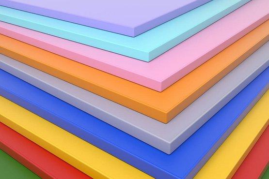ОЛИ-АКВА ECO В 18.28 I 1K-Цветной лак
