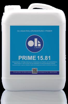 ОЛИ-АКВА PRIME 15.81 I 1K Паркетный грунт
