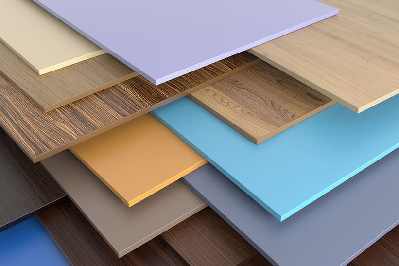FLEXIBLE WATER-BASED FINISHES